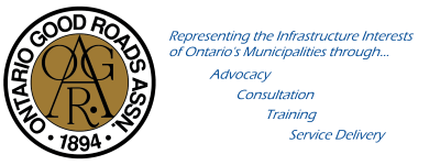 Ontario Good Roads Association (OGRA)